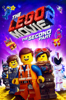 The Lego Movie 2: The Second Part HDX Vudu/MA