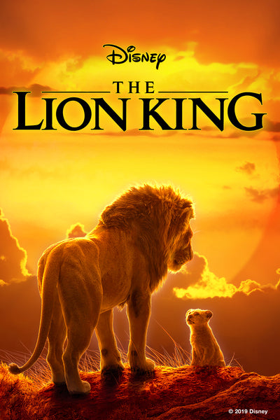 The Lion King (2019) HDX Vudu/MA