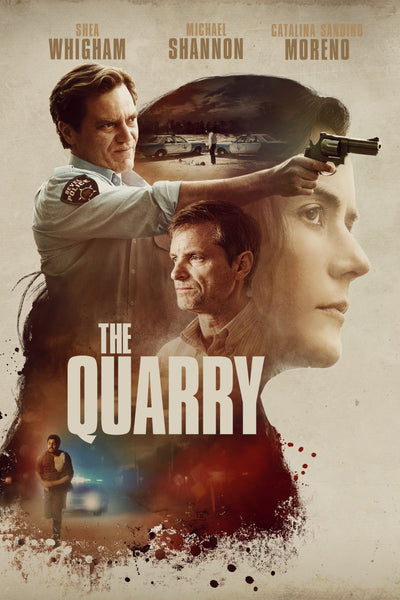 Quarry HDX Vudu or iTunes (NOT MA) REDEEMABLE 6/16