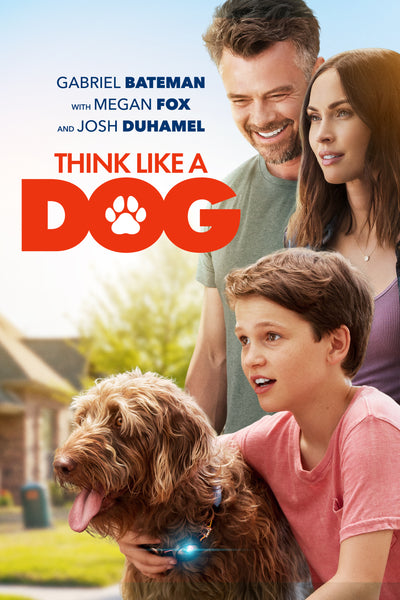 Think Like a Dog HDX Vudu or iTunes (NOT MA)