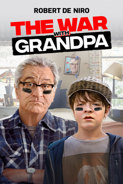 The War with Grandpa HDX Vudu/MA