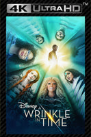 A Wrinkle in Time 4K UHD Vudu/MA