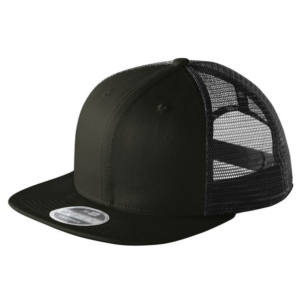 Black. New Era 9FIFTY Mesh Snapback