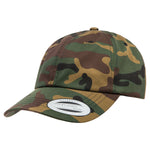 Flexfit 6245CM. Low Profile Cotton Camo