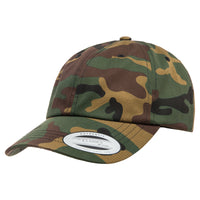 Low Profile Cotton Camo 6245CM