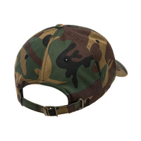 Yupoong 6245CM. Low Profile Cotton Camo