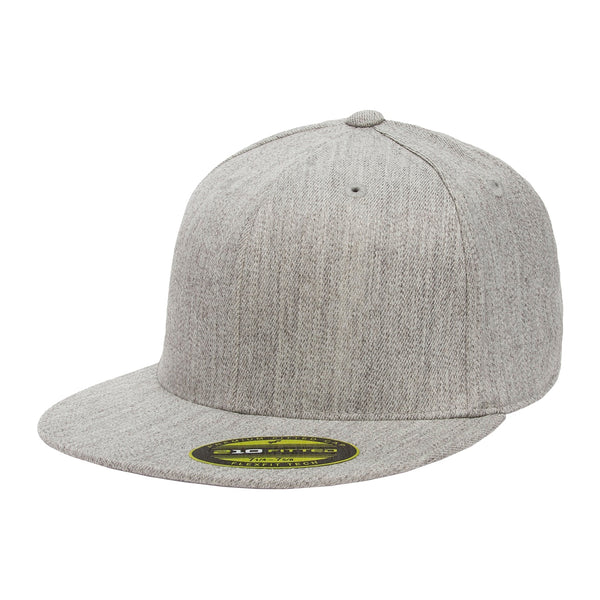 "XXL (7 5/8"" - 8"") Premium 210 Fitted. 6 Panel (Special Order. Available In Three Colors)"