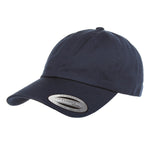 Yupoong 6245. Navy Low Profile. 6 Panel