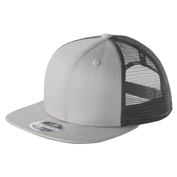 Grey & Graphite. New Era 9FIFTY Mesh Snapback
