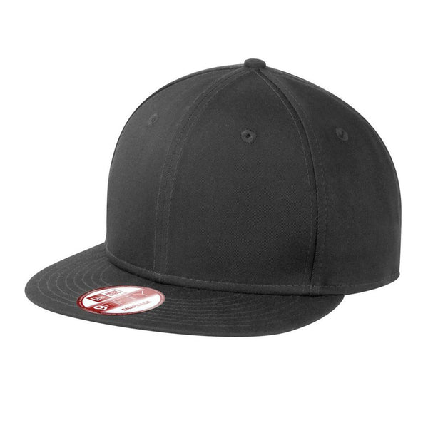 Charcoal. New Era 9FIFTY Solid Snapback