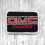 GMC Trucks Vintage Patch