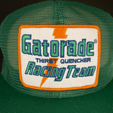 Gatorade Racing Team. K-Products Vintage Full-Mesh Trucker