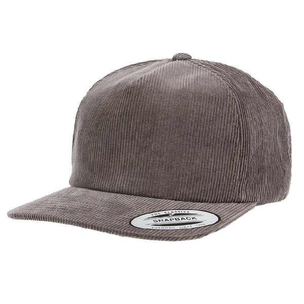 6508. Corduroy Snapback. (Available In 2 Colors)