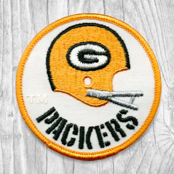 Green Bay Packers 70's Vintage Patch.