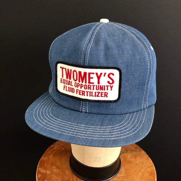 d1497d890148a TWOMEY S Vintage K-Products Denim Snapback