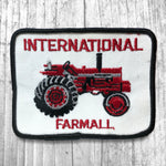 International FARMALL Vintage Patch