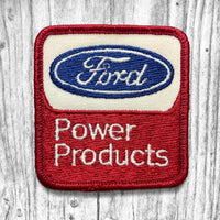 Ford Power Products Vintage Patch