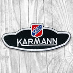 Karmann Ghia Vintage Patch