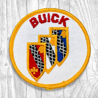 Buick Vintage Patch