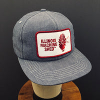 Illinois Machine Shed. Vintage K-Products Snapback