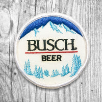 Busch Beer Vintage Patch