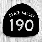 California State Highway 190 - Death Valley. White & Black Patch :: The Lost Highway