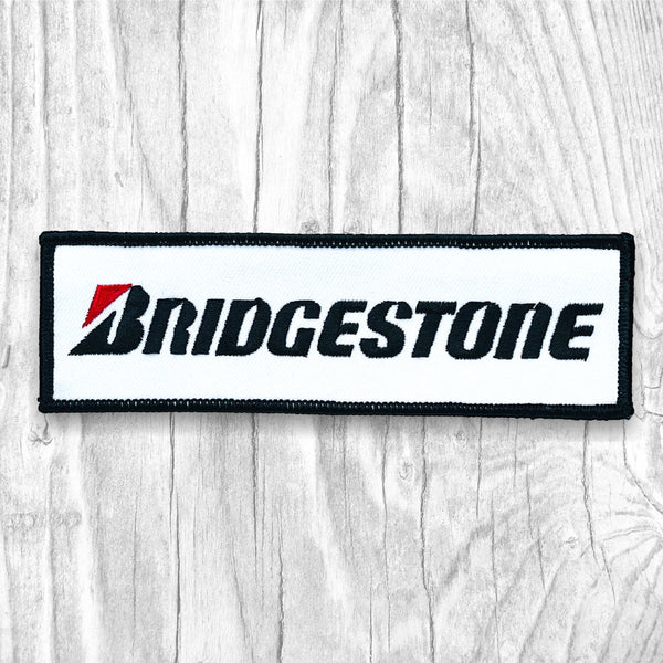 Bridgestone Vintage Patch (Flat Visor Cap Only)