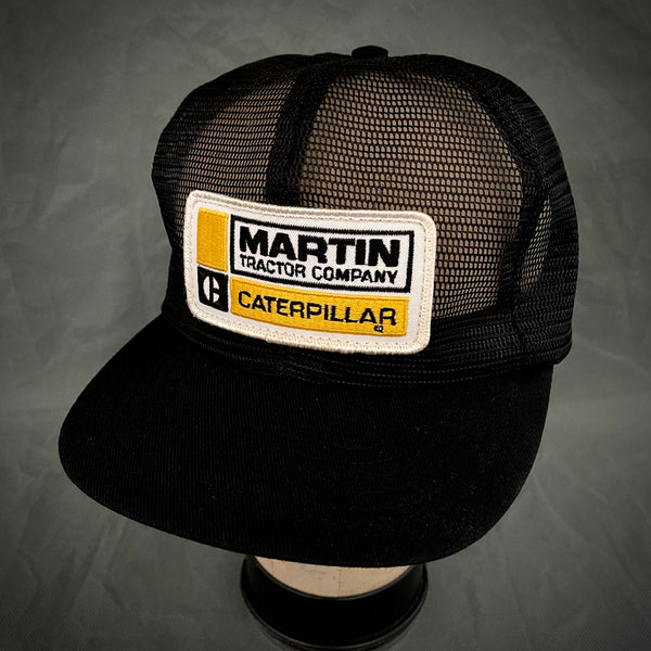 Martin Tractor Company. Vintage Full Mesh Trucker By Swingster
