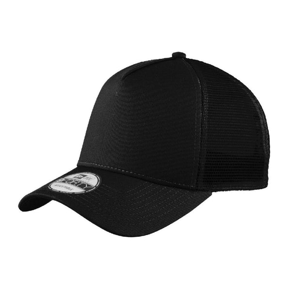 *NEW COLOR* Black New Era 9FORTY Trucker Snapback Mesh