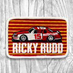 Ricky Rudd #15 Motorcraft Vintage Patch