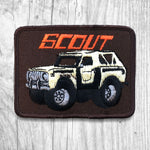 Scout Vintage Patch
