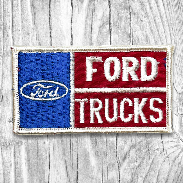Ford Trucks Vintage Patch