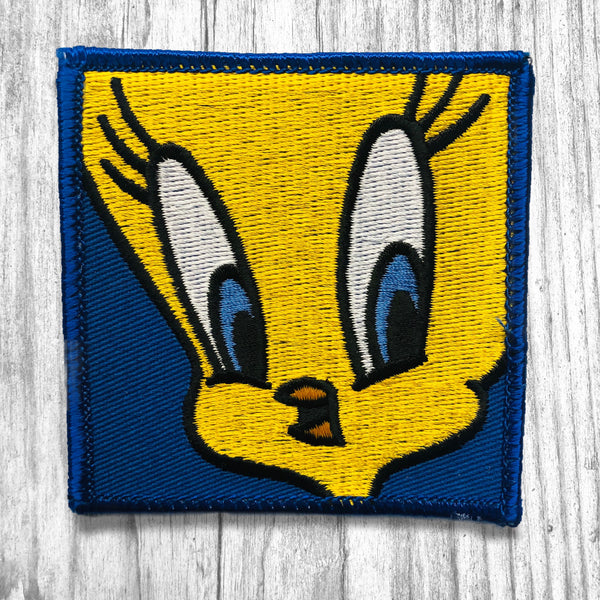 Tweetie Bird Vintage Patch