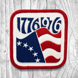 Bicentennial 1776-1976 Highway Sign Patch :: The Lost Highway