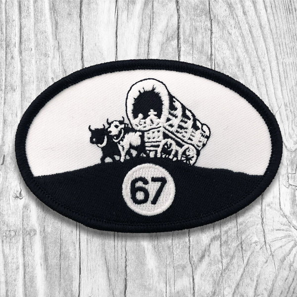 Nebraska State Highway 67 Patch :: The Lost Highway