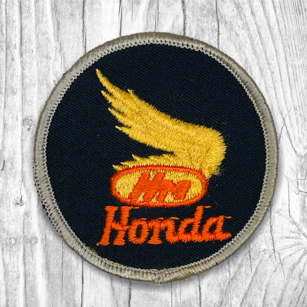 Honda Gold Wing Vintage Patch