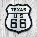 Texas Highway 66 Patch