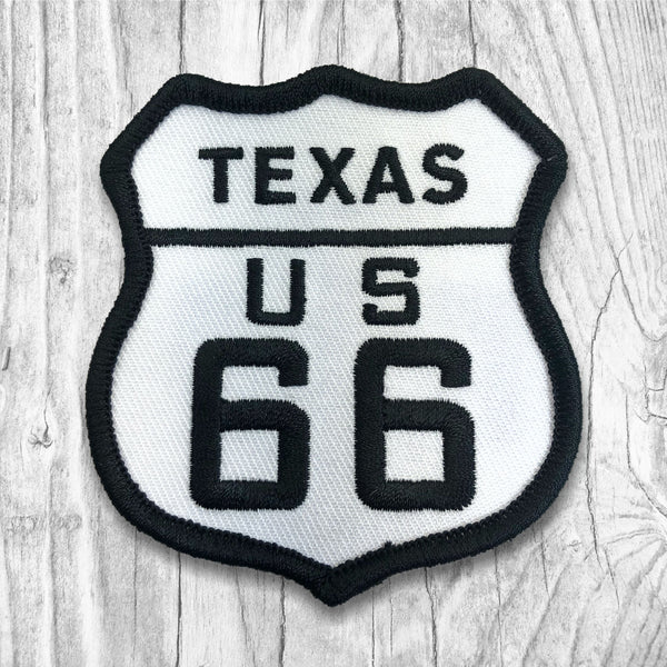 Texas Highway 66 Patch :: The Lost Highway