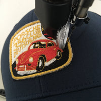 Sewing Service. Cap sold separately.
