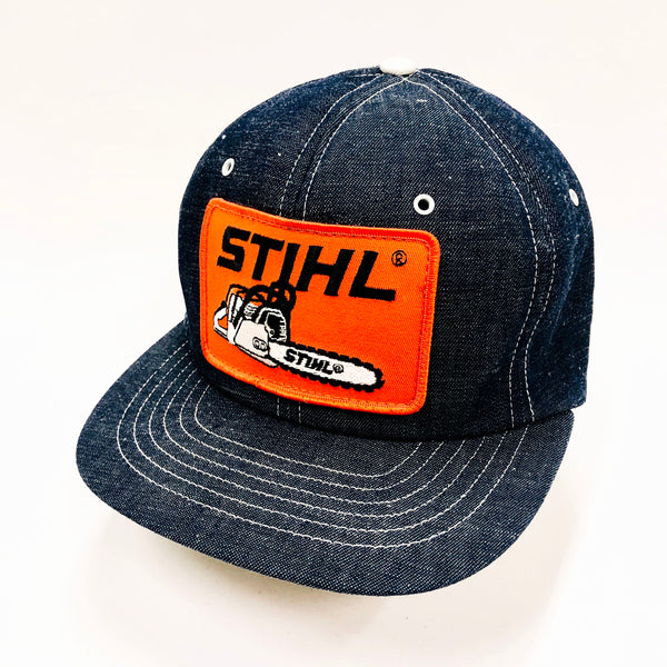 STIHL Chainsaws. Vintage Trucker By Swingster