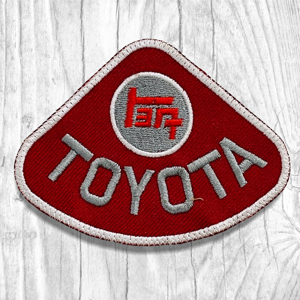 Toyota TEC Vintage Patch