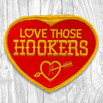 Hooker Hedders Exhaust Vintage Patch