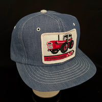 International 2 + 2. Vintage Denim Trucker By Swingster