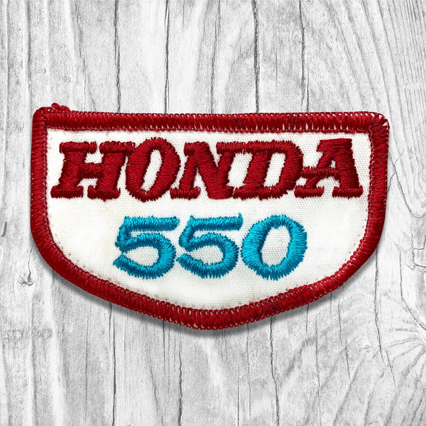Honda 550 Vintage Patch