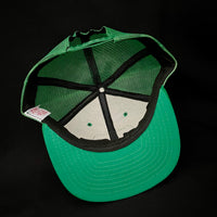 John Deere Vintage Patch + New Era Dupont Visor Trucker