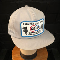 FARMERS CO-OP ASSN. Vintage K-Products Snapback