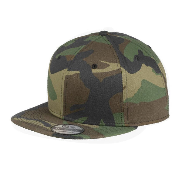 Camo. New Era 9FIFTY Solid Snapback