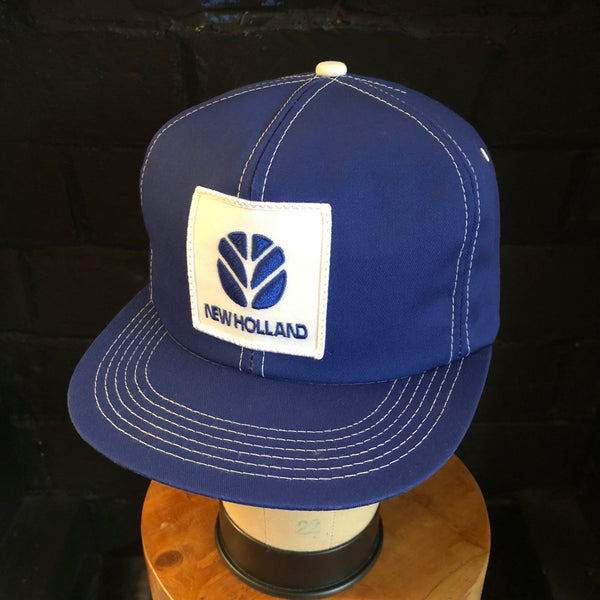 New Holland. Vintage K-Products Snapback