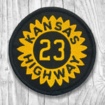 Kansas State Highway 23 Patch :: The Lost Highway