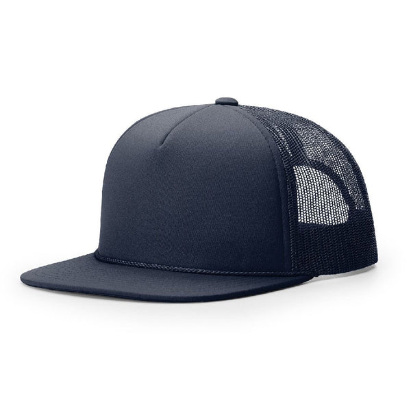 Richardson 113 Navy Foamie Trucker